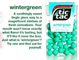 Tic Tac Wintergreen Mints 24 Packs