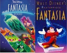 essay on disneys fantasia 2000 Fantasia is a 1940 american animated film, produced by walt disney and released by walt disney fantasia 2000 premiered at carnegie hall on december 17.