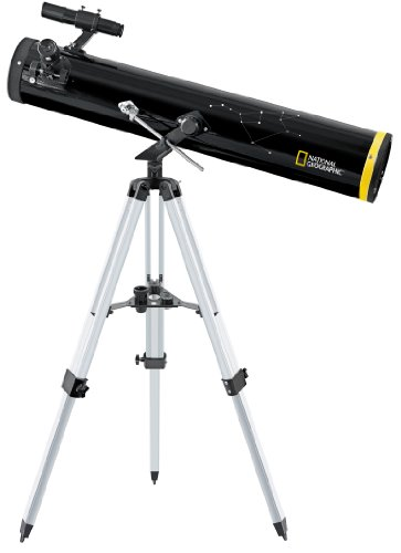 NATIONAL GEOGRAPHIC TELESCOPIO AZ RIFLETTORE 114/900 CON ACCESSORI INCLUSI