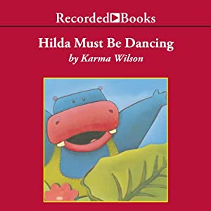 Hilda Must Be Dancing Audiobook