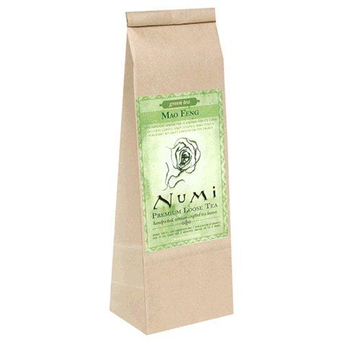 Buy Numi Tea Mao Feng, Loose Green Tea, 16 oz (Numi, Health & Personal Care, Products, Food & Snacks, Beverages, Tea, Green Teas, Loose Tea)