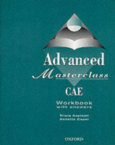 Advanced Masterclass CAE: Workbook