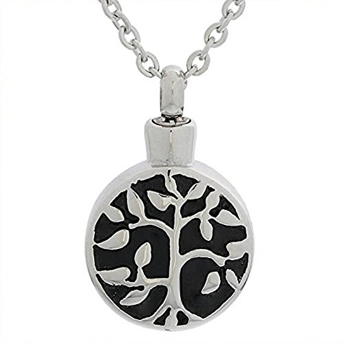 AMIST Cremation Jewelry Tree of Life Keepsake