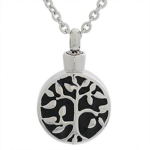 AMIST Cremation Jewelry Tree of Life Keepsake