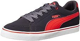Puma Mens Court Point Vulc Buck Sneakers B0114ES53Y