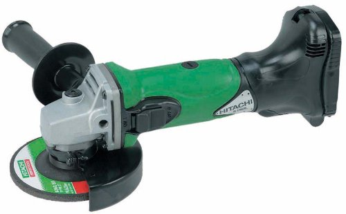 Hitachi G14DL/L4 14.4V Angle Grinder - Body Only (Clip On Battery )