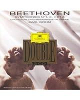 Beethoven : Symphonies n° 1, 2, 4 et 5