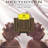echange, troc  - Beethoven : Symphonies n° 1, 2, 4 et 5