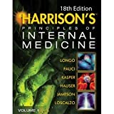 Harrisons Principles of Internal Medicine 18th (Eighteenth) Edition byFauci