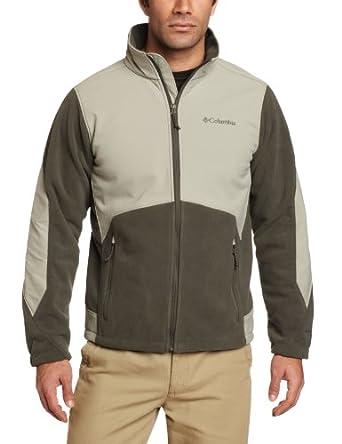Columbia Mens Ballistic Iii Fleece Jacket by Columbia
