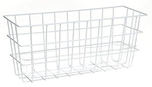 Duro-Med Universal Walker Basket, White
