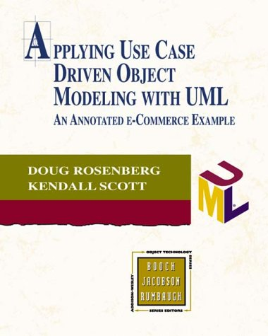 Applying Use Case Driven Object Modeling with UML: An...