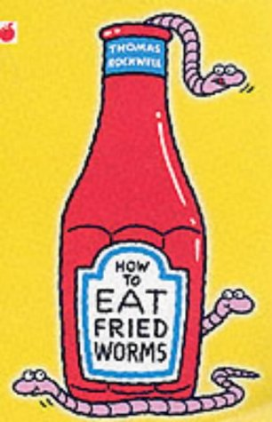 how to eat fried worms mustard