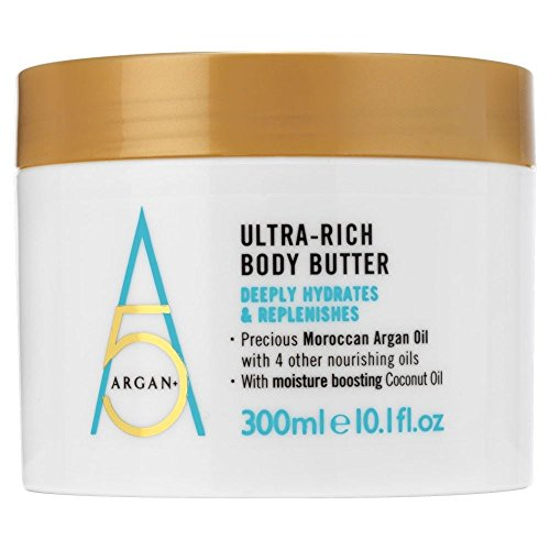 Argan 5+ Ultra Rich Body Butter (300Ml)