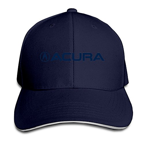 xcarmen-runy-acura-logo-adjustable-hunting-peak-sandwich-hat-cap-navy