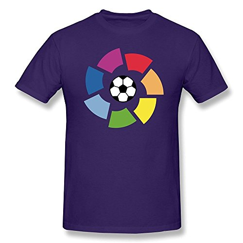 comfortsoft-t-shirt-for-man-boys-liga-bbva-xx-large