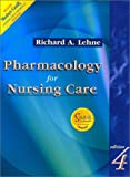 img - for Pharmacology for Nursing Care (Book with Access to Mosby's GenRx + Simon Website) book / textbook / text book