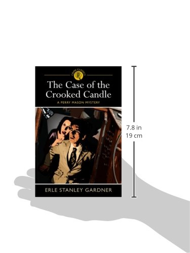 The Case of the Crooked Candle: A Perry Mason Mystery