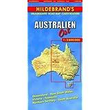 Carte routière : Australien Ost