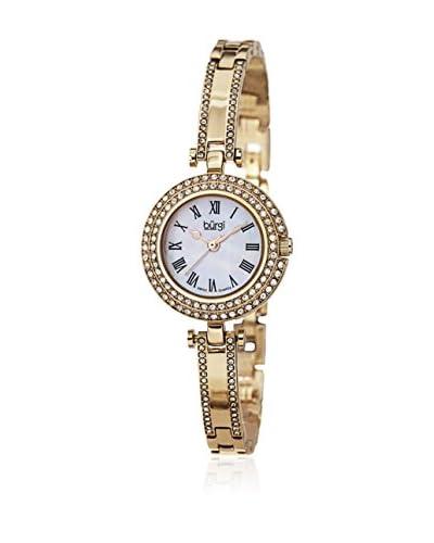 Burgi Watch Women'S Crystal Mop Watch Oro