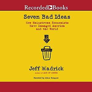 Seven Bad Ideas Audiobook