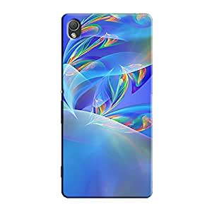 COOL FLOWER BACK COVER FOR SONY XPERIA Z5