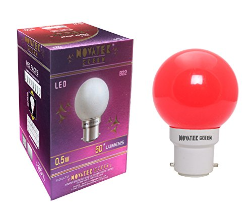 0.5W-Led-Bulbs-(Pack-of-3)-(Multicolor:-Red,-Blue,-Yellow)