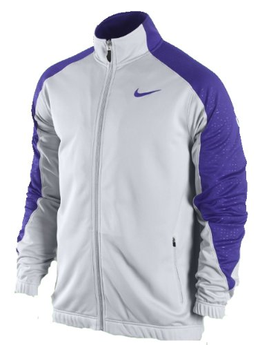 Nike Kobe Dri-FIT Code Men's Basketball Jacket Gray