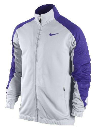 Nike Kobe Dri-FIT Code Men's Basketball Jacket Gray