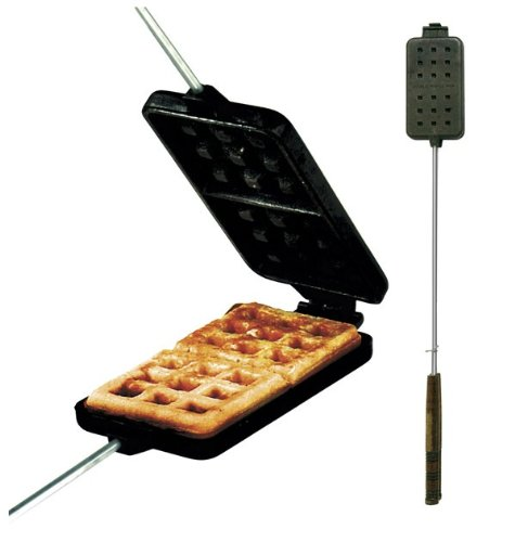 Grip Campfire Waffle Iron