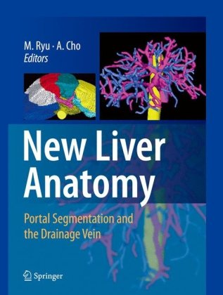 New Liver Anatomy: Portal Segmentation and the Drainage Vein PDF