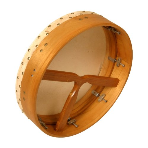 Roosebeck Btn4Mt Inside Tunable Bodhran T-Bar, 14 X 3.5 Inches