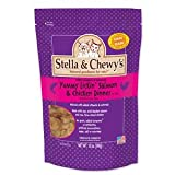 STELLA & CHEWY'S 860075 Freeze Dried Salmon/Chicken for Cat, 12-Ounce