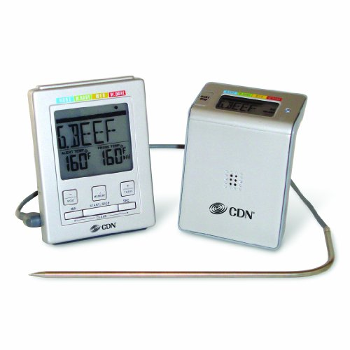 CDN WT2 Wireless Probe Thermometer and Timer