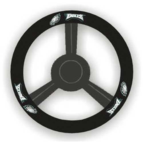 USA Wholesaler - CSY-2324598117 - Philadelphia Eagles NFL Leather Steering Wheel Cover at Amazon.com