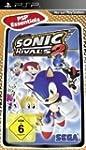 Sony PSP Sonic Rivals 2