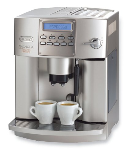 delonghi esam 3400 s magnifica rapid cappuccino espresso kaffeevollautomat ebay. Black Bedroom Furniture Sets. Home Design Ideas