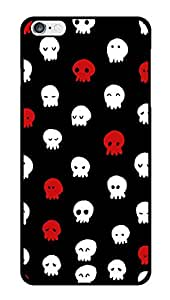 """Humor Gang Cute Ghosts Printed Designer Mobile Back Cover For """"Apple Iphone 6 PLUS-6s PLUS"""" (3D, Glossy, Premium Quality Snap On Case)"""