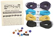 Earth Divas HSMK-001 Macrame kit