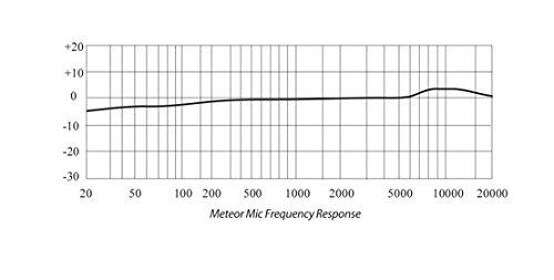 Samson Meteor Mic USB Studio Microphone (Chrome) - 10