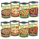 Gluten Free Cafe Gluten-free Noodle Soups Variety 8 Pack of Top Sellers [8 Pack]