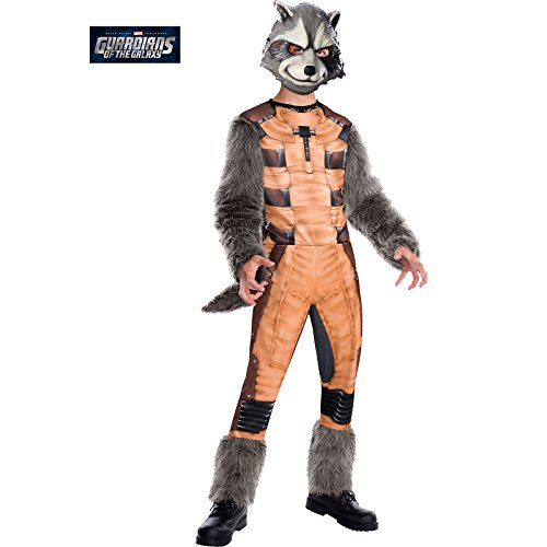 Children's Marvel Comics Guardians of the Galaxy Rocket Raccoon Costume Kit