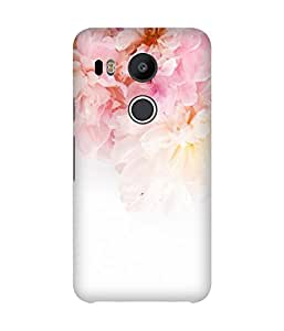 Pastel Pink LG Nexus 5X Case
