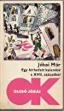 img - for Egy h rhedett kalandor a XVII. sz zadb l book / textbook / text book