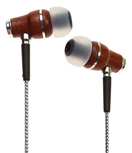 Earphones with mic purple - earphones with microphone nrg