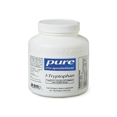 Pure Encapsulations L-Tryptophan 90 Vcaps (Try9)