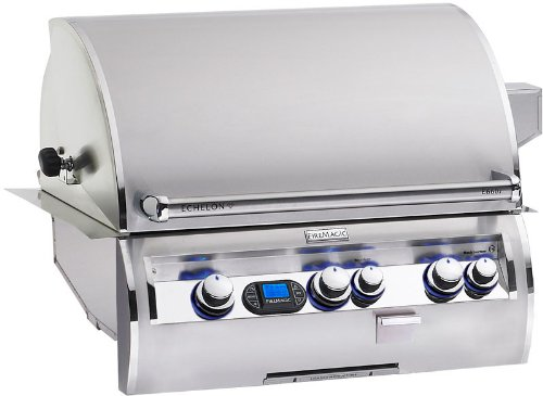 Fire Magic Echelon Diamond E660i Stainless Steel Built In Gas Grill E660iMl1p