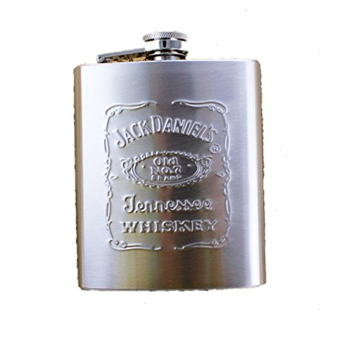 Portable Thickening Stainless Steel Pocket 7Oz Flask Hip Flask Mini Shot Bottles