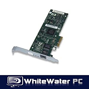 HP 10/100/100 NIC PCI-E 1 Port 1000T Network Adapter 395861-001 NC373T