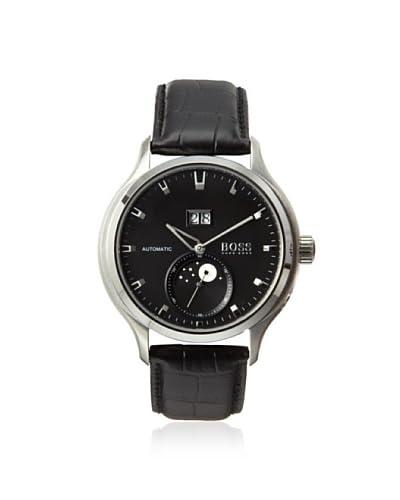 Hugo Boss Men's 1512656 Black Stainless Steel Watch As You See